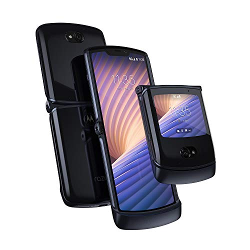 Motorola Razr 5G | Unlocked | Made for US by Motorola | 8/256GB | 48MP Camera |...  💓💓💓Incredible. On sale now👉👉👉 https://t.co/JwaCEZA9Kp https://t.co/1awmKy6Twy