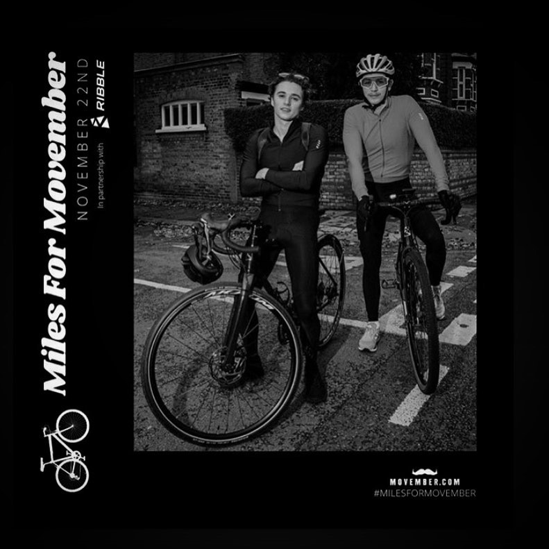 #MILESFORMOVEMBER – Switching worldwide tours for an adventure a little closer to home. @TheVampsJames & @TheVampsBrad of @TheVampsband, have teamed up with us and @MovemberUK to ride 60 miles on Sunday 22nd Movember.    Get involved with #MilesForMovember
