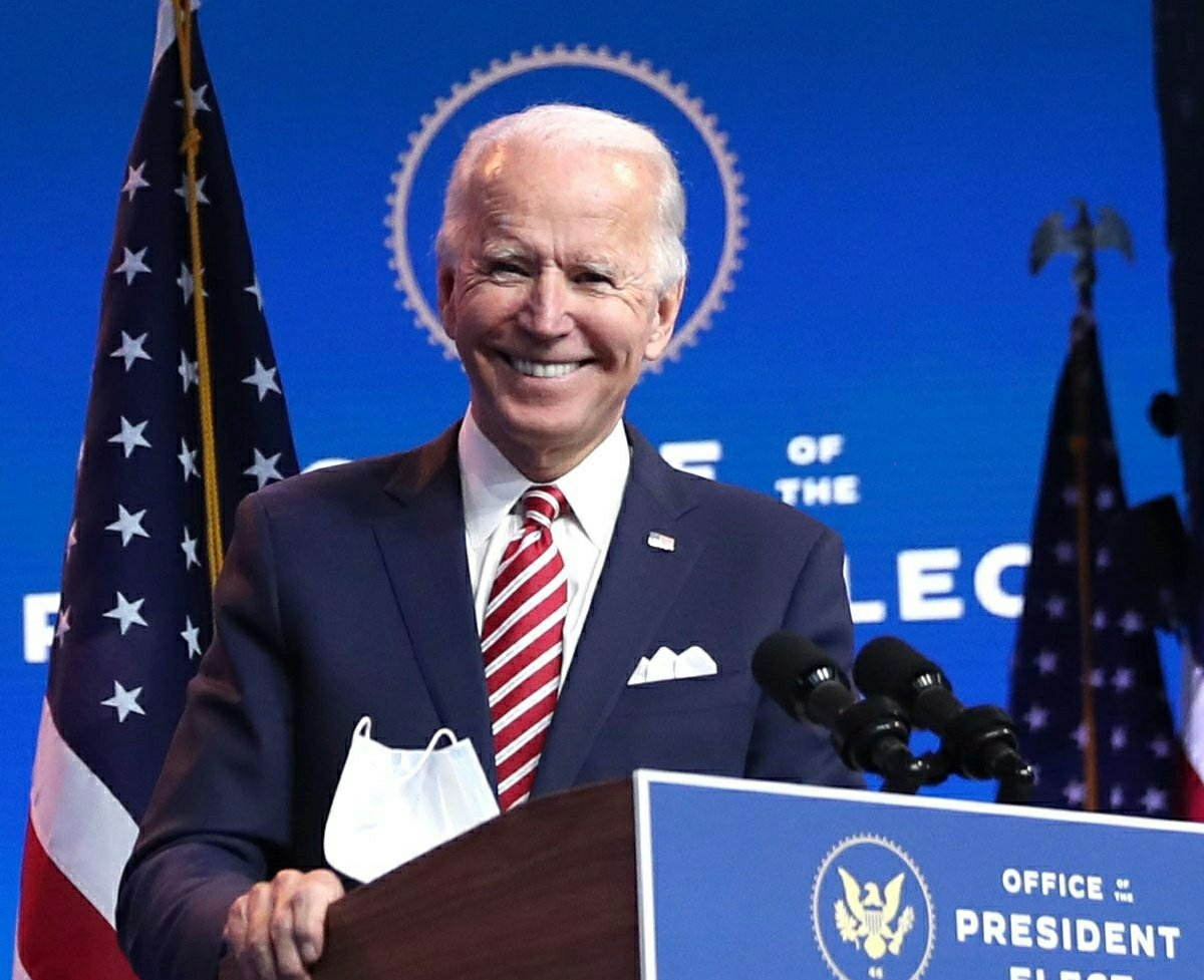 Wishing President-elect of the USA @JoeBiden more years of happiness on his birthday.A man with a commitment towards the welfare of the people has turned every stone into achievement through his perseverance &faith.I pray to the almighty to bless him with good health & prosperity