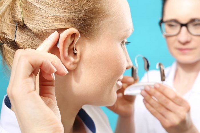 Before you buy hearing aids Get a hearing check-up. See your ENT doctor or audiologist to rule out correctable causes of hearing loss, such as earwax or an infection. Learn more -  #earwax #infection #hearingaids #hearingtest #hearingloss