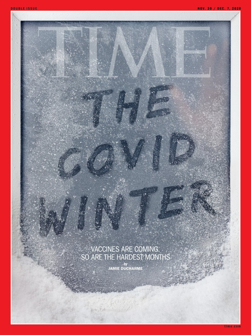 Our COVID winter cover this week was shot in ... balmy east London  https://t.co/7USWKeiyym https://t.co/1bVDGZ3M4a