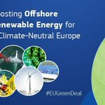 Image for the Tweet beginning: 🆕EU Strategy on Offshore Renewable