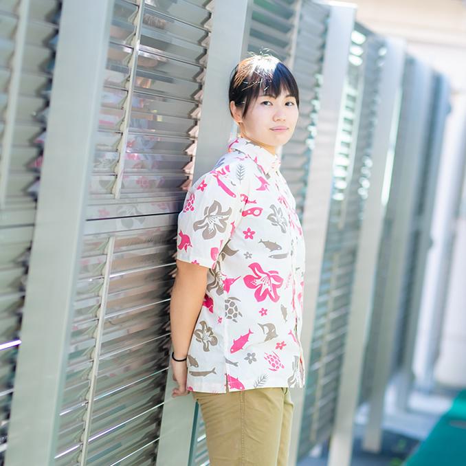 リケジョ 大場 入所 異色ガール 素顔に関連した画像-04