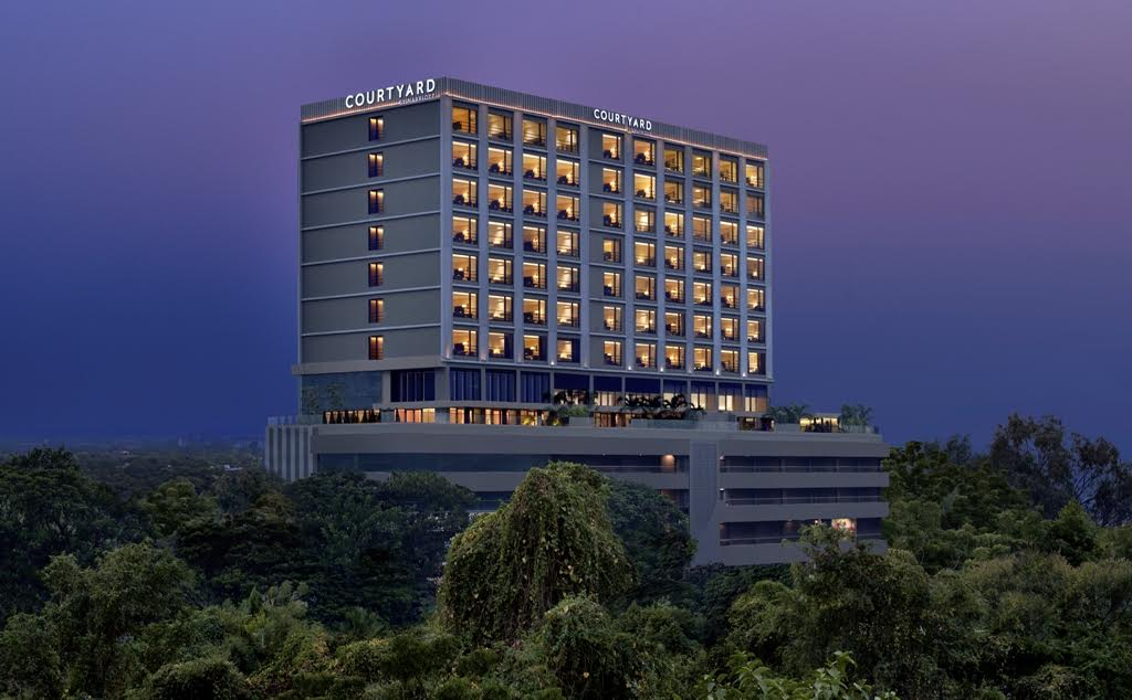 Courtyard by Marriott opens its second hotel in Ahmedabad at Sindhu Bhavan Road