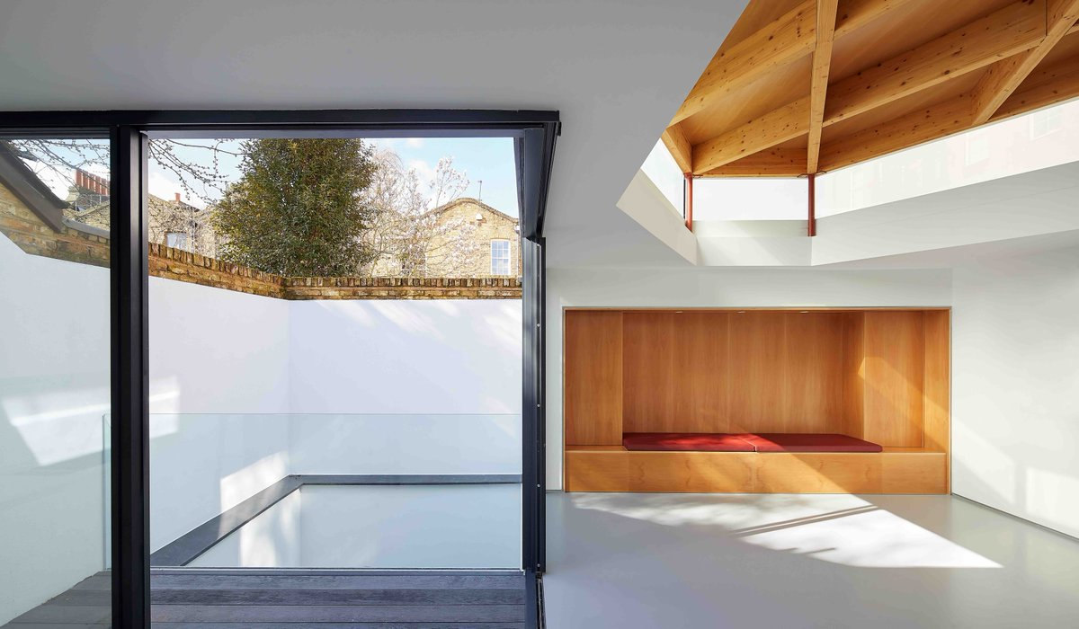 Our project with Alan Power Architects was featured on #archdaily – a bright #openspace made possible with clever #glazedelements   Read more about the project here >>> https://t.co/ldyau1nzIu https://t.co/Dc8DKPkHGl