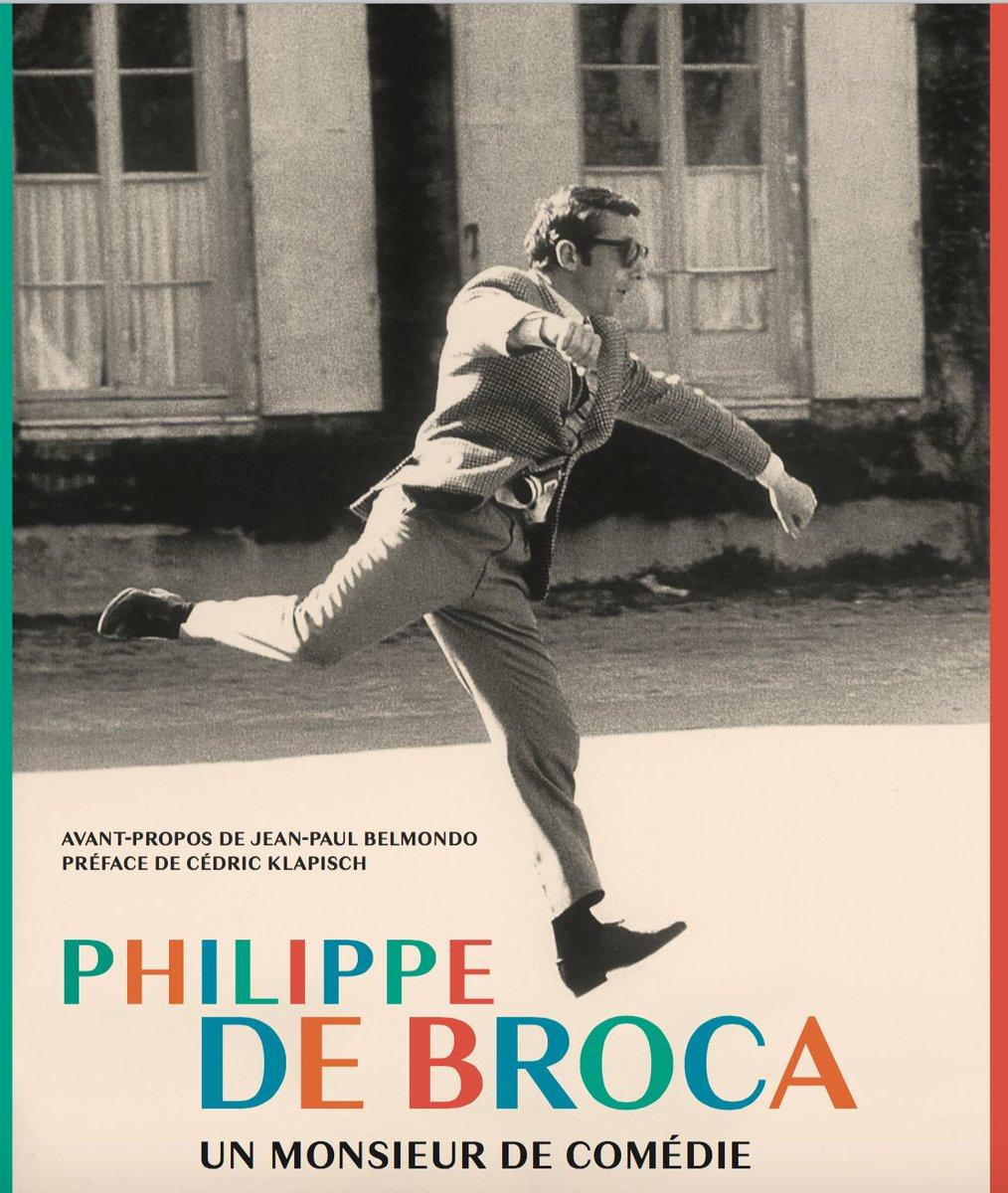Philippe de Broca livre
