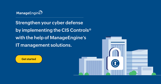 👉 Se vuoi pianificare e sviluppare con attenzione un adeguato programma di sicurezza attraverso la suite di #ManageEngine rispettando cosi i requisiti CIS Controls®, clicca il link e scarica la guida 🔽  🔥 https://t.co/7LMSMIJSg5 🔥  #ciscontrols #cyberdefense #cybersecurity https://t.co/jZTF3MUqOZ