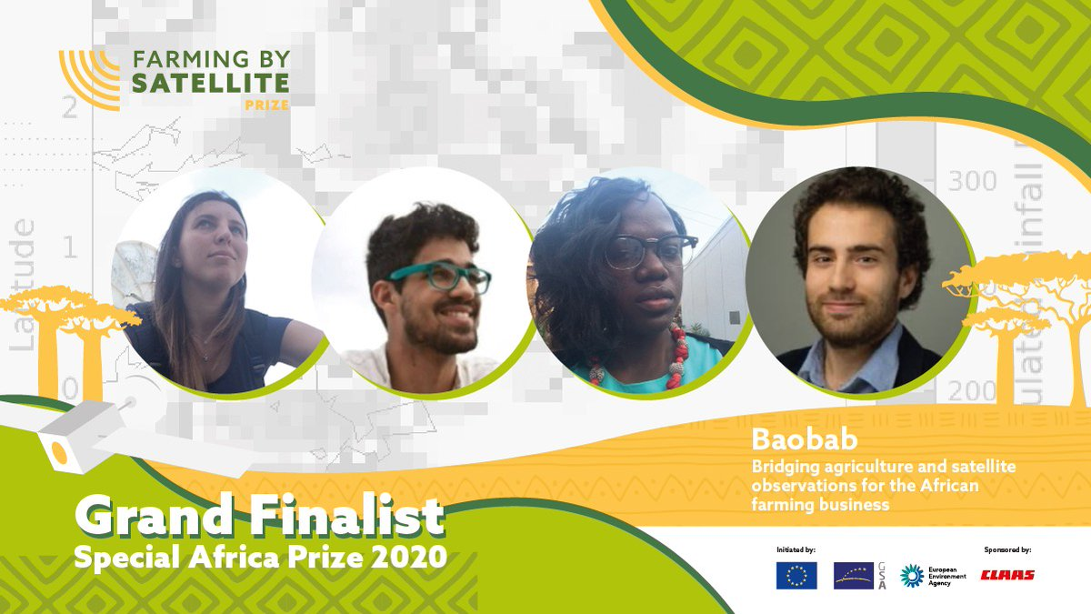 Giulio of GReD is in the @GEOlab_polimi team that was selected as Grand Finalist for the Farming by Satellite Award! #GNSS #Galileo #Copernicus @EU_GNSS
