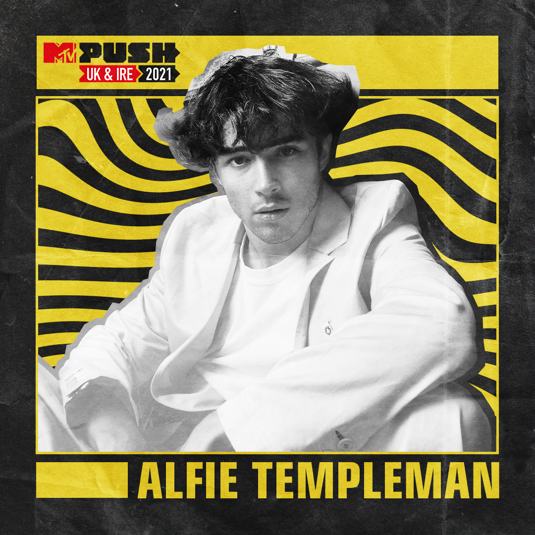 A huge future for @alfietempleman, who has been nominated as one of #MTVPUSH UK & IRE acts for 2021, as well as being part of @Vevo DSCVR Artists to Watch 2021! 🏆✨  #BlackstarLDNSocial