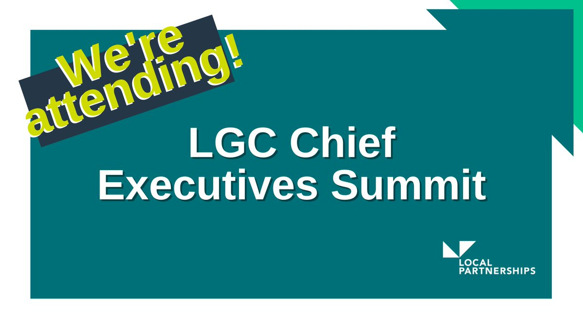 "We're attending @lgcplus #LGCSummit today!Join us at 12pm - our chief executive @LP_SeanHanson will be talking ""Building local government for the next 10-20 years"" with @ProfDonnaHall, @henrimurison, @mattprosserceo & @nickgolding https://t.co/jJxl9Rxu6f #LocalGov"