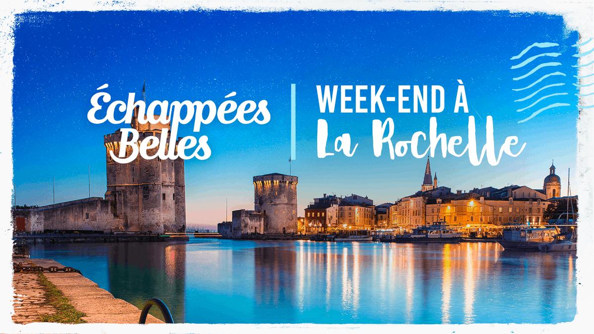 """""""Et si je vais tout droit là, c'est l'Amérique !?""""  La visite de La Rochelle de @jpitorin sera vraiment… Sans limites !  (Re)voir #EchappeesBelles à La Rochelle, en replay sur @francetv ►"""