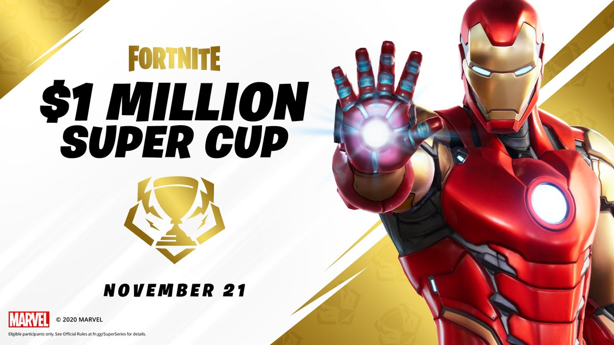 $1Million Super Cup begins tmrw!   Tune in at 1PM ET tmrw for coverage of the event by your host @ZekimusPrime and casters @xSUND0WN @SanchoWest @claystehling 🎤  Watch here on Twitter Site:  Twitch:  YouTube: