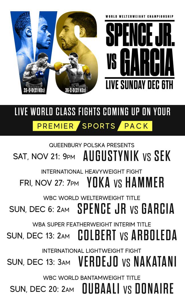 🥊 Live Boxing coming up on Premier Sports and BoxNation?   We got you covered ✅ https://t.co/908rkaCy14
