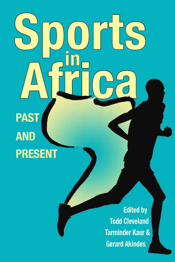 Catch Gerard Akindes, one of the editors of _Sports in Africa, Past and Present_,  w/ paper