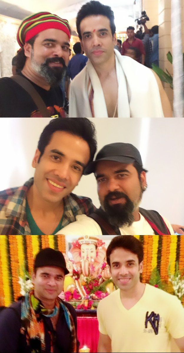 Happy Birthday @TusshKapoor 💖