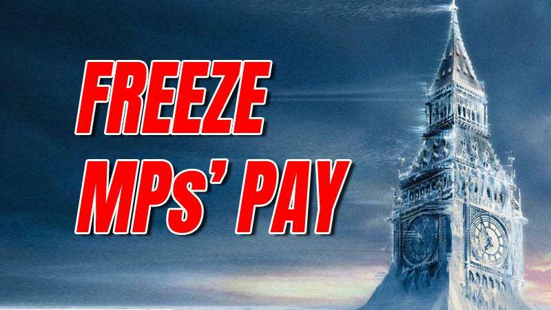 MPs Should Set Example on Public Sector Pay Freeze  https://t.co/x5kTozhgsA https://t.co/cMouSBN2n7