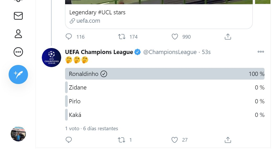 @theredsforever @ChampionsLeague