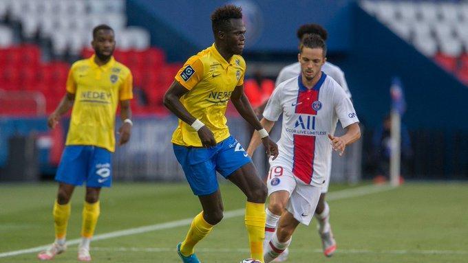 FC Sochaux - Abdallah Ndour: