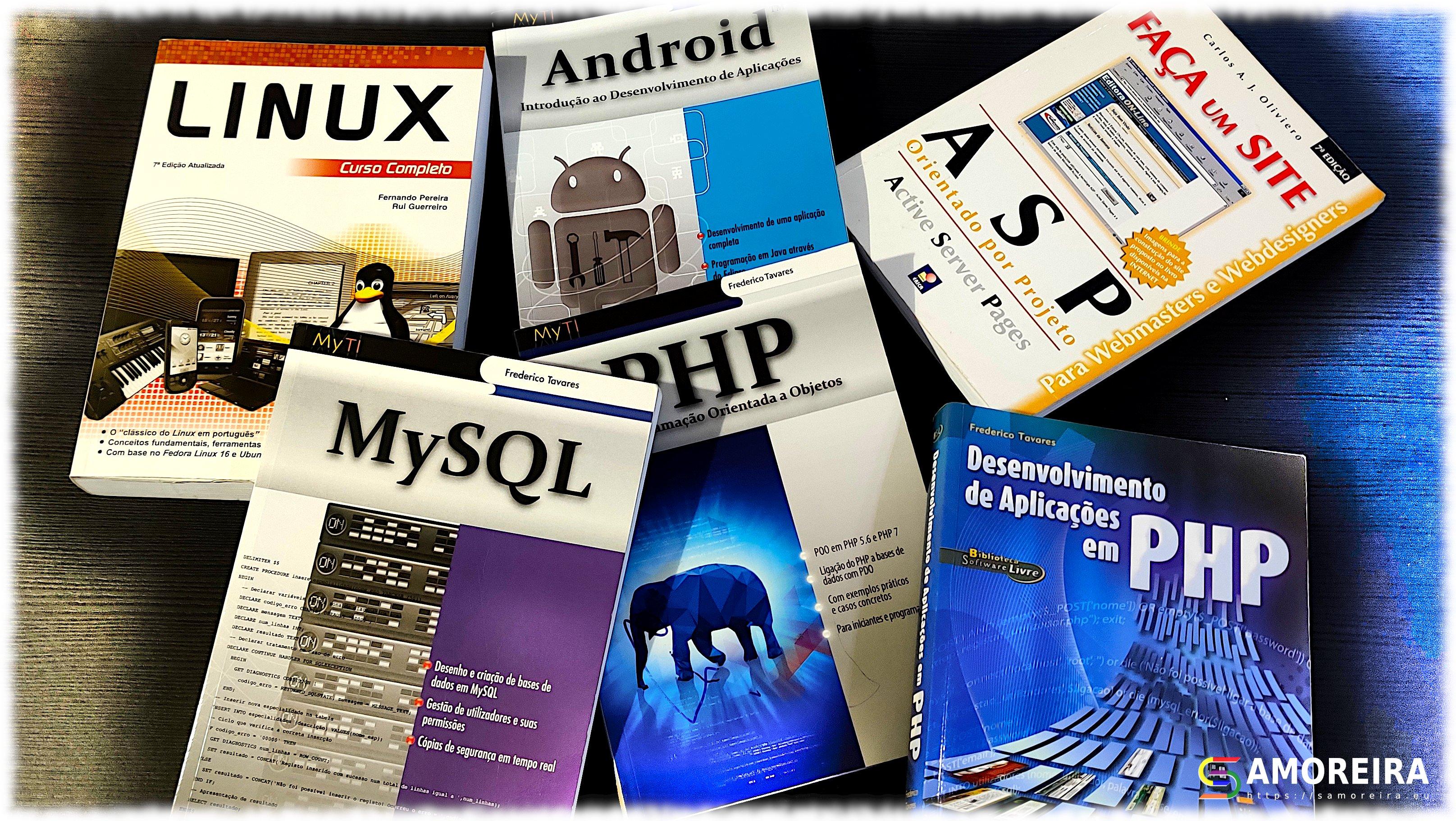 Livros de Programação