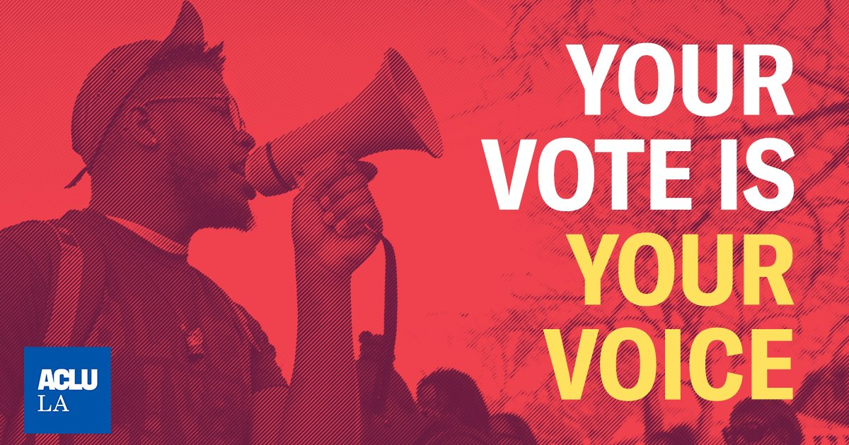 Early voting for the Dec. 5 runoff election starts TODAY! Plan your vote, find your polling place, and #GeauxVote like your rights depend on it.   Find your early voting location >>