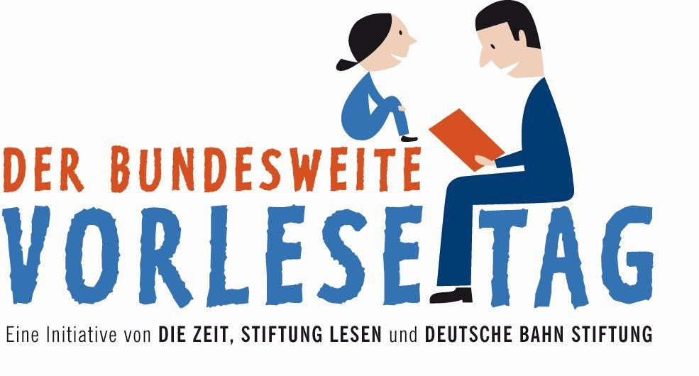 """Ohren gespitzt, @EskenSaskia liest euch was vor! 📚💬👂Und zwar aus dem Buch """"QualityLand"""" von Marc-Uwe Kling, denn heute ist bundesweiter #Vorlesetag – eine gemeinsame Initiative von @DIEZEIT, @DB_Presse und @StiftungLesen! ⏰ Seid live dabei um 15:45 Uhr auf Saskias Account."""