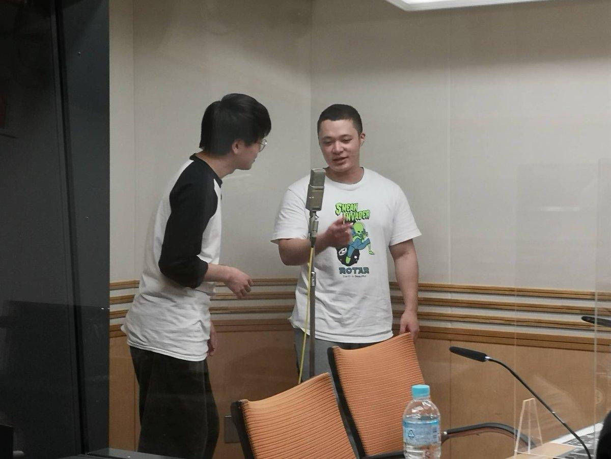 みんなー、東京ホテイソンが漫才やってるよー#joqr #unozero #井口裕香 #東京ホテイソン