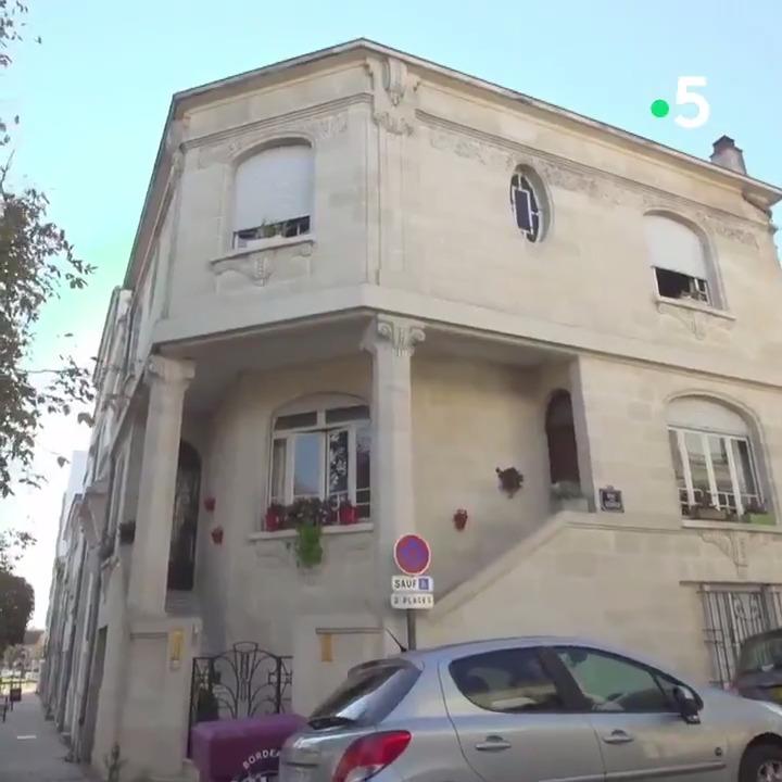 Petite balade dans le Bordeaux Art déco !   (Re)voir #LMF5 sur @francetv ►