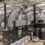Image for the Tweet beginning: Autonomous production: Complete process line