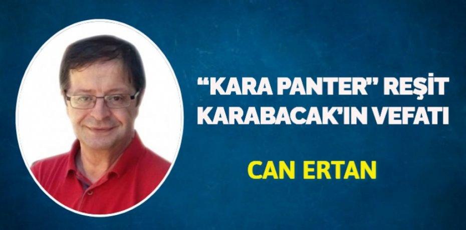 """KARA PANTER'' REŞİT KARABACAK'IN VEFATI https://t.co/naZhxojdAy https://t.co/NxYyra1bCx"