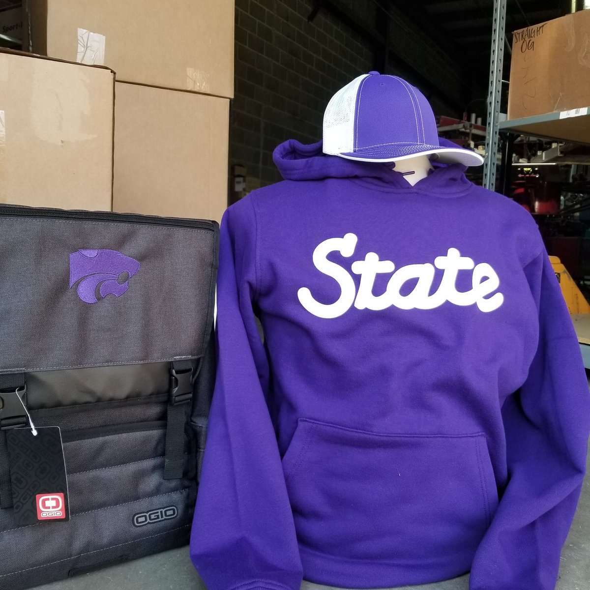 Ok Cat Fans, you asked for it!  STATE hoodie GIVEAWAY 🕰  Predict the score and win! @KStateFB at @CycloneFB 3pm on Fox 📺  - Closest TWO predictions win - Like/share & game score to enter - Follow me  - First come first serve (if a tie)  Good luck! Go Cats!  @RellecApparel