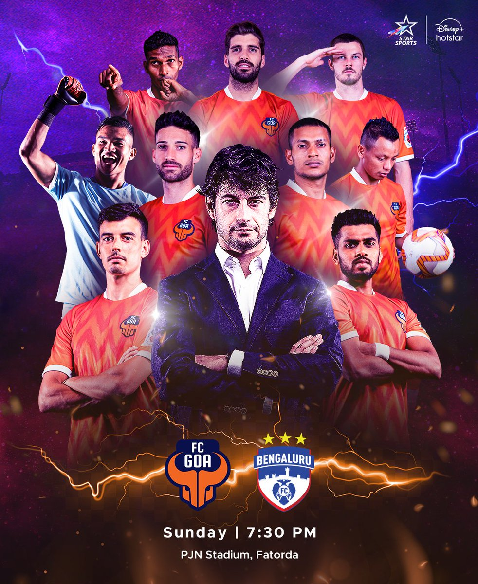 The first hurdle! 🤩  Gaurs, are you excited? 🧡  #RiseAgain #FCGBFC