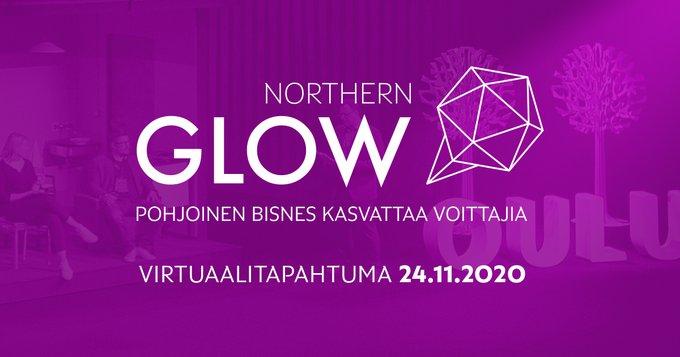 Northern Glow -bisnesfoorumissa tänään lavalla puhumassa mm.  ,  ja Kurkkaa koko ohjelma...