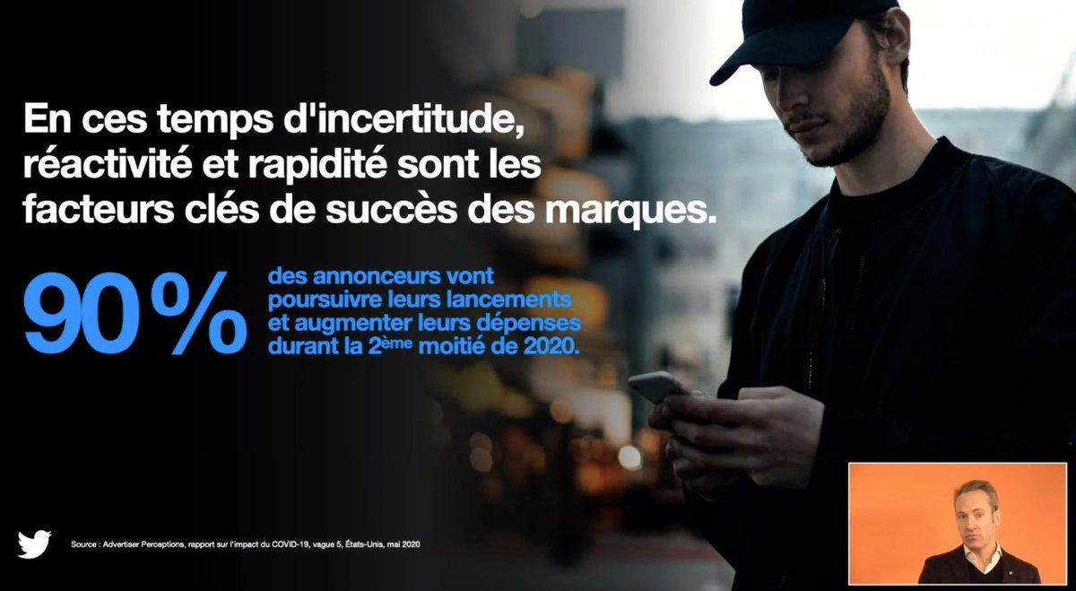 Comment les entreprises peuvent créer une relation durable avec les consommateurs en période de crise comme le Covid-19 ? 😷 Témoignage de @damienviel  directeur général de @TwitterFrance chez @Viuzfr dans #marketingremix ! Avec @isegmcsli  #ISEGSocialMedia #reseauxsociaux