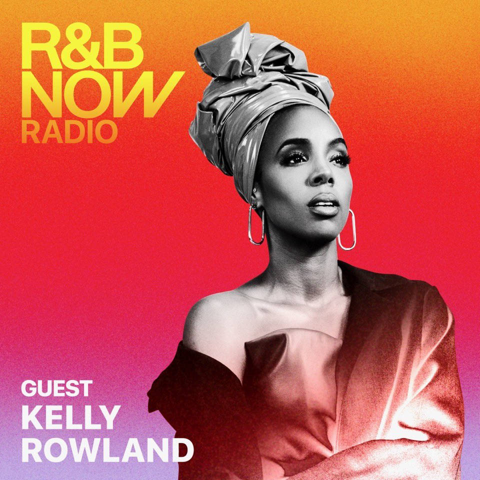So excited to talk about my new single #HITMAN with @neweryork on the next episode of #RnBNow Radio! Catch our full conversation at 11am ET on @AppleMusic: