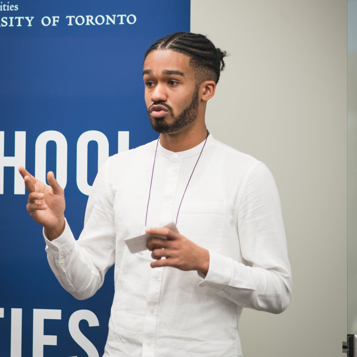 #UofTGrad20: Malek Abdel-Shehid's path to convocation included changing colleges, programs and courses, as well as a trip to Africa, all of which led to a keen focus on urban design and planning, community outreach and education.  Learn more: