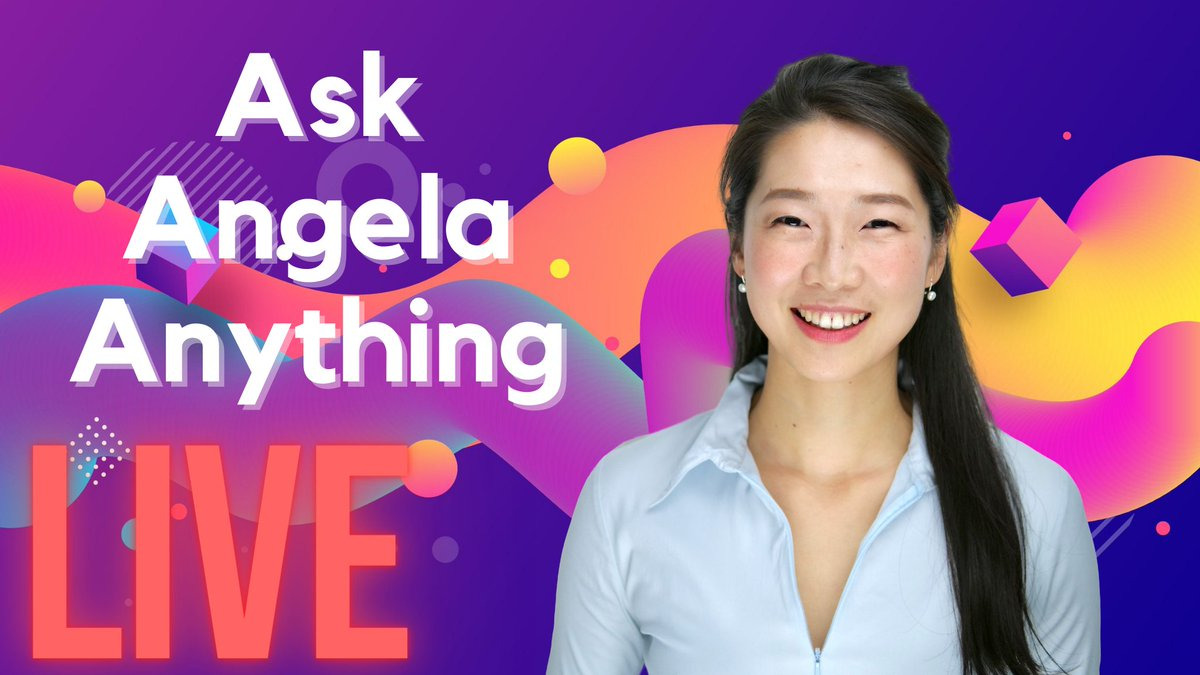 Hey, Im doing a live AMA! 🙊 When? 28th November 2020 @ 17:00GMT Where? youtu.be/sR1HJ6TC4Bc How to ask questions? 100daysofpython.dev/ask What if I cant make it?