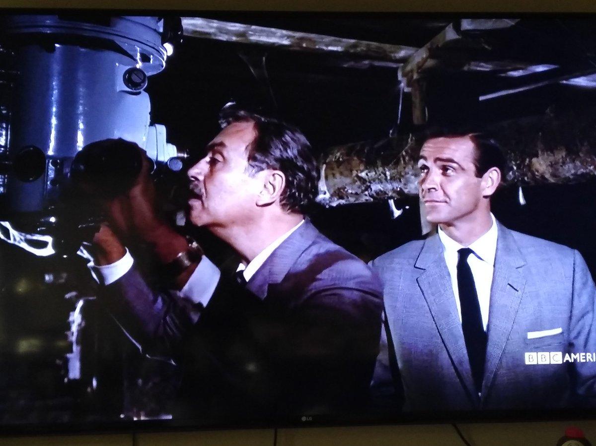 My favorite #bondjamesbond movie. Despite a Mexican playing the chief of Turkish Intelligence.