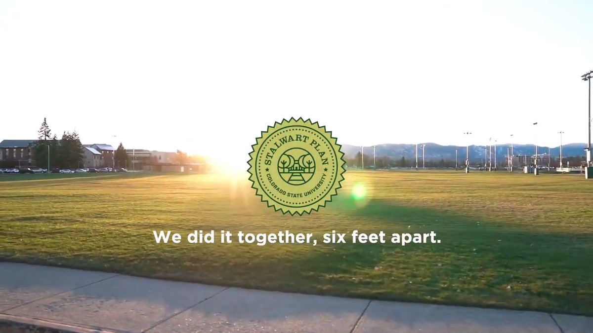 Image for the Tweet beginning: We did it together, 6