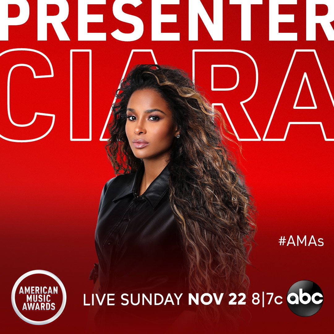 Looking forward to presenting at the @AMAs!! Tune-in THIS SUNDAY at 8/7c on ABC. #AMAs