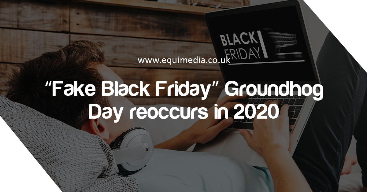 But when is it actually Black Friday? Shoppers in the UK and across Europe all thought that because many of the sales were launched early, today was Black Friday and began shopping accordingly. We're getting to the bottom of this on our latest blog post 🛍 https://t.co/L9ufXM08XD https://t.co/AgegbBgwhd