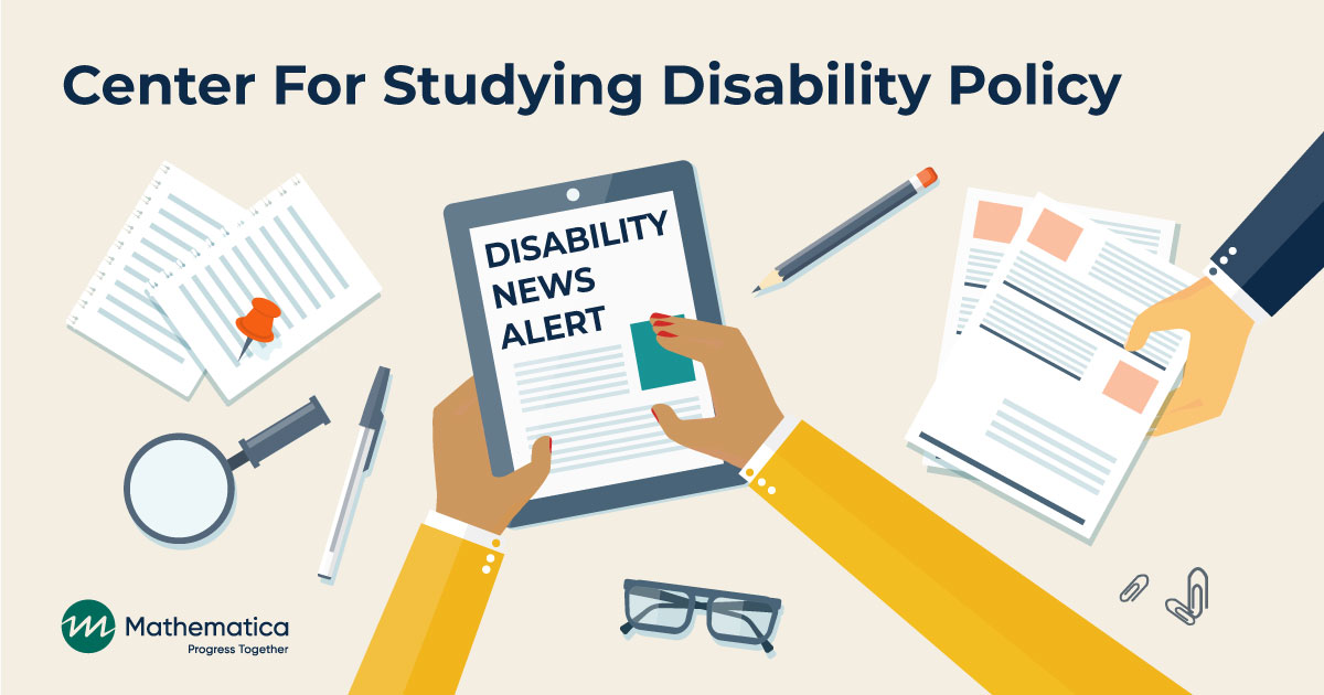 From our Center for Studying #DisabilityPolicy News Alert: @kcontreary & Todd Honeycutt match SIPP to @SocialSecurity data & explore the #SSDI application outcomes of at risk #PwD. Those with high healthcare costs are more likely to become beneficiaries.