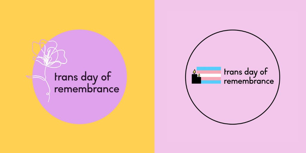 On #TransDayOfRemembrance, we honour the people who lost their lives due to transphobic violence as well as celebrate the lives of trans and nonbinary people. Reflect on how you can better support trans folks through these #UofT events and resources👇 #TDoR2020 #TDOR