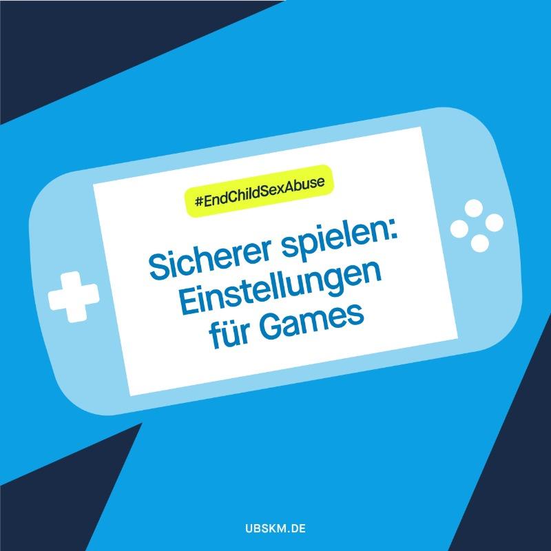 !B #Kinderschutz ist auch Einstellungssache: Hier finden Sie eine Übersicht, wie Sie in Spielekonsolen potenzielle Gefahren abschalten können. Viele weitere Anleitungen finden Sie über den Link. Mehr Infos auch auf  #EndChildSexAbuseDay #EndChildSexAuse