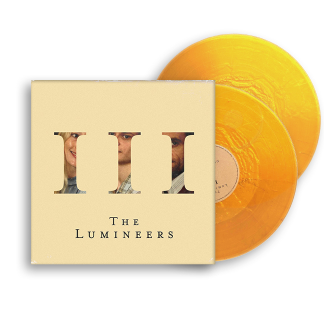 Get our newest album III on limited-edition gold vinyl at the @DualtoneRecords store - the last of the colored vinyl pressings that were made! US and Canada only. Purchase at dualtonestore.com/products/iii-l…