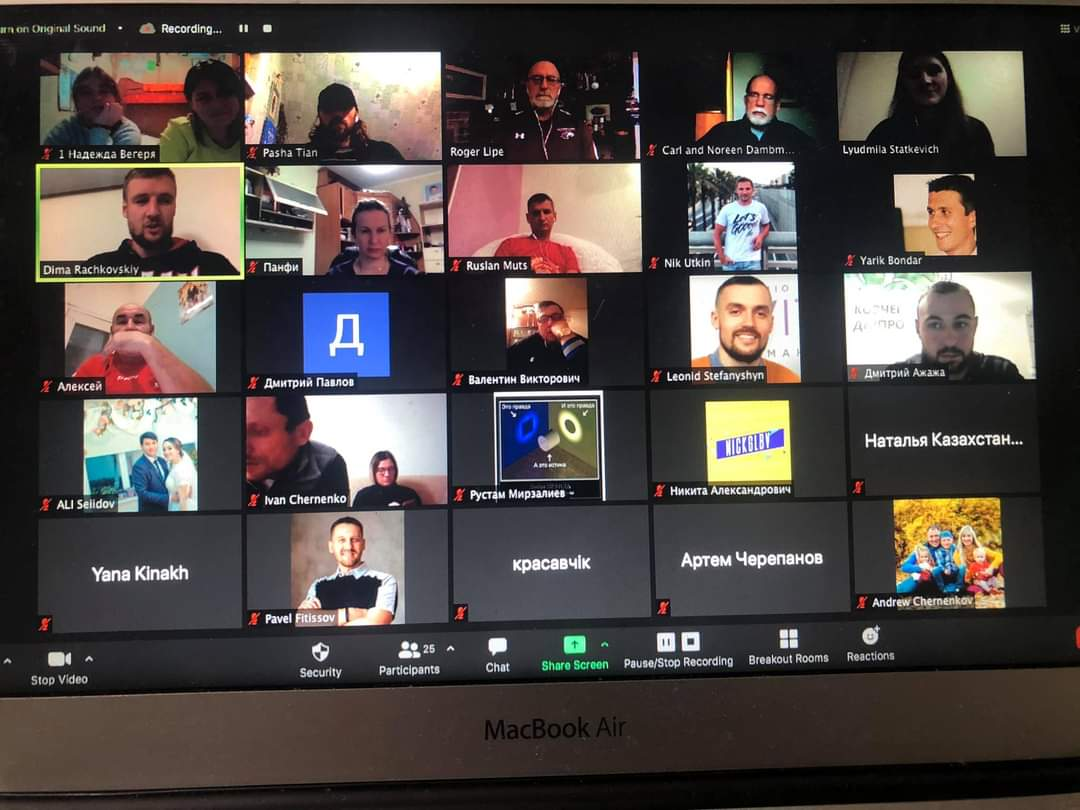 It is such a joy to be a part of the monthly Zoom meetings with Russian speaking sports chaplains from across the FCA Global North Region. #thankful #blessed https://t.co/nAanFq0Npu