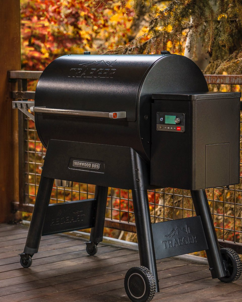 Get ready to score big savings on wood-fired flavor during the Black Friday Sale from November 20th through the 30th. So head down to your local dealer today or visit the link to get in on these smokin' deals. https://t.co/R8QxFbjQAo https://t.co/QLqosrrZsd