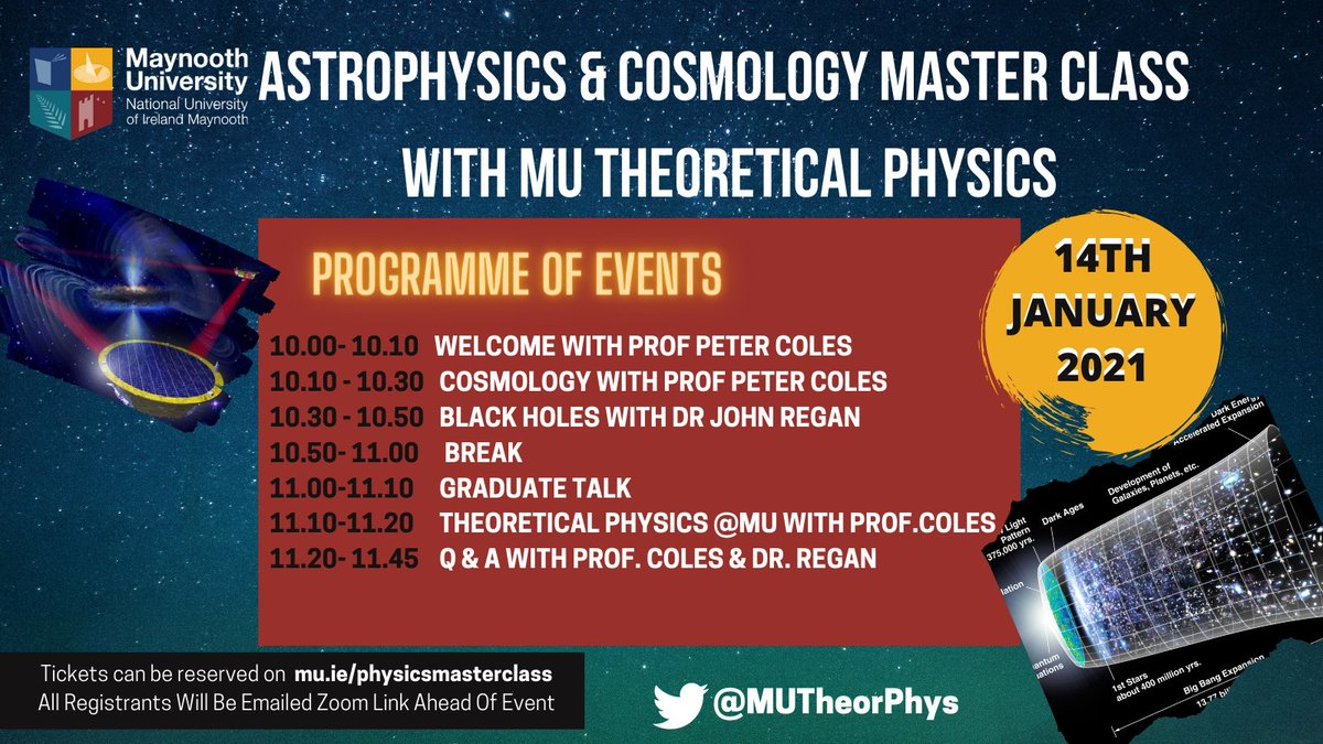 test Twitter Media - RT @MUTheorPhys: Here is some more information about the programme for the day! https://t.co/jMpzDONOM1