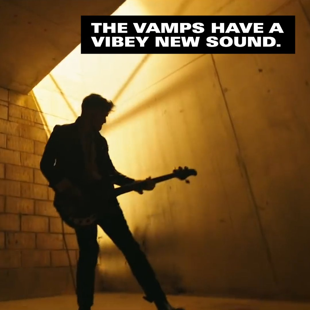 With this new album, it feels like honestly the strongest collection of songs weve ever done. @TheVampsBrad, @TheVampsCon, @TheVampsJames, and @TheVampsTristan of @TheVampsBand have evolved as musicians and you can definitely hear that in their latest album #CherryBlossom.