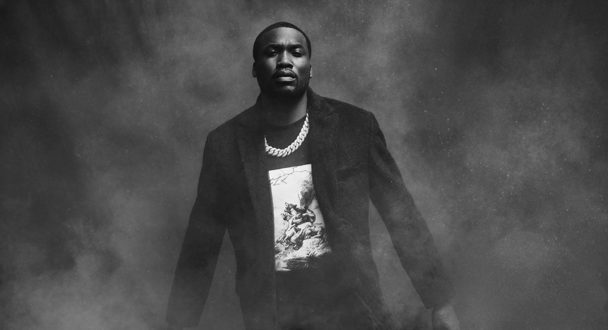 We needed some new @MeekMill! He just dropped off a quick EP featuring @lildurk, @42_Dugg & @vory777. Go stream QUARANTINE PACK now 💎