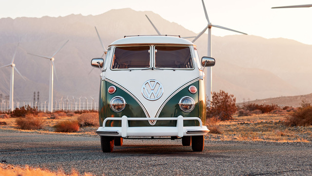 . @REVERB_org is raising funds to help support the live entertainment industry. Donate $10 and enter to win this 1966 VW Bus Deluxe with a Tesla electric motor.